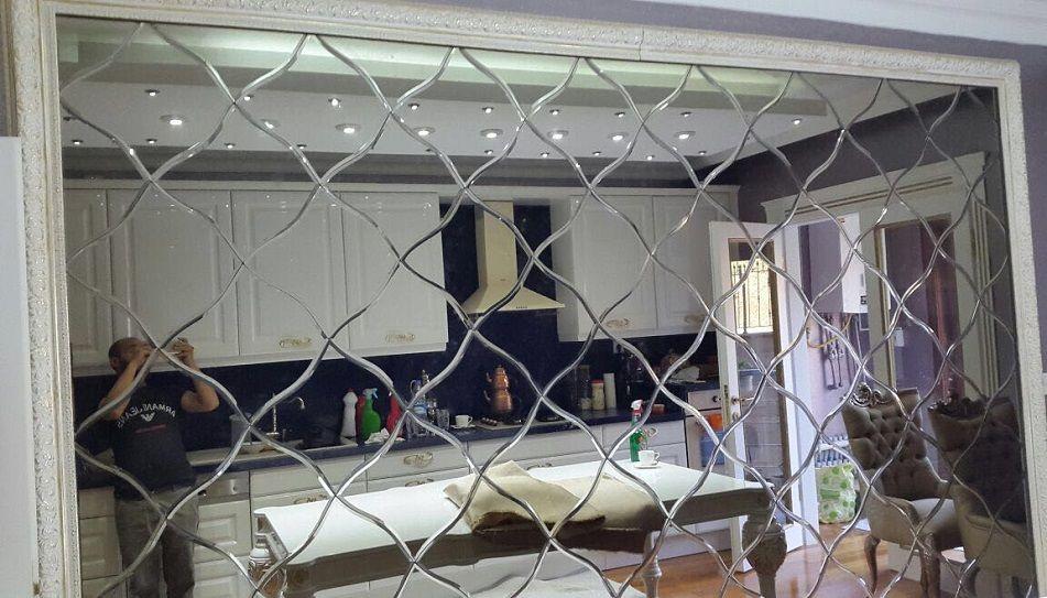 Dekoratif Ayna - Resim 1